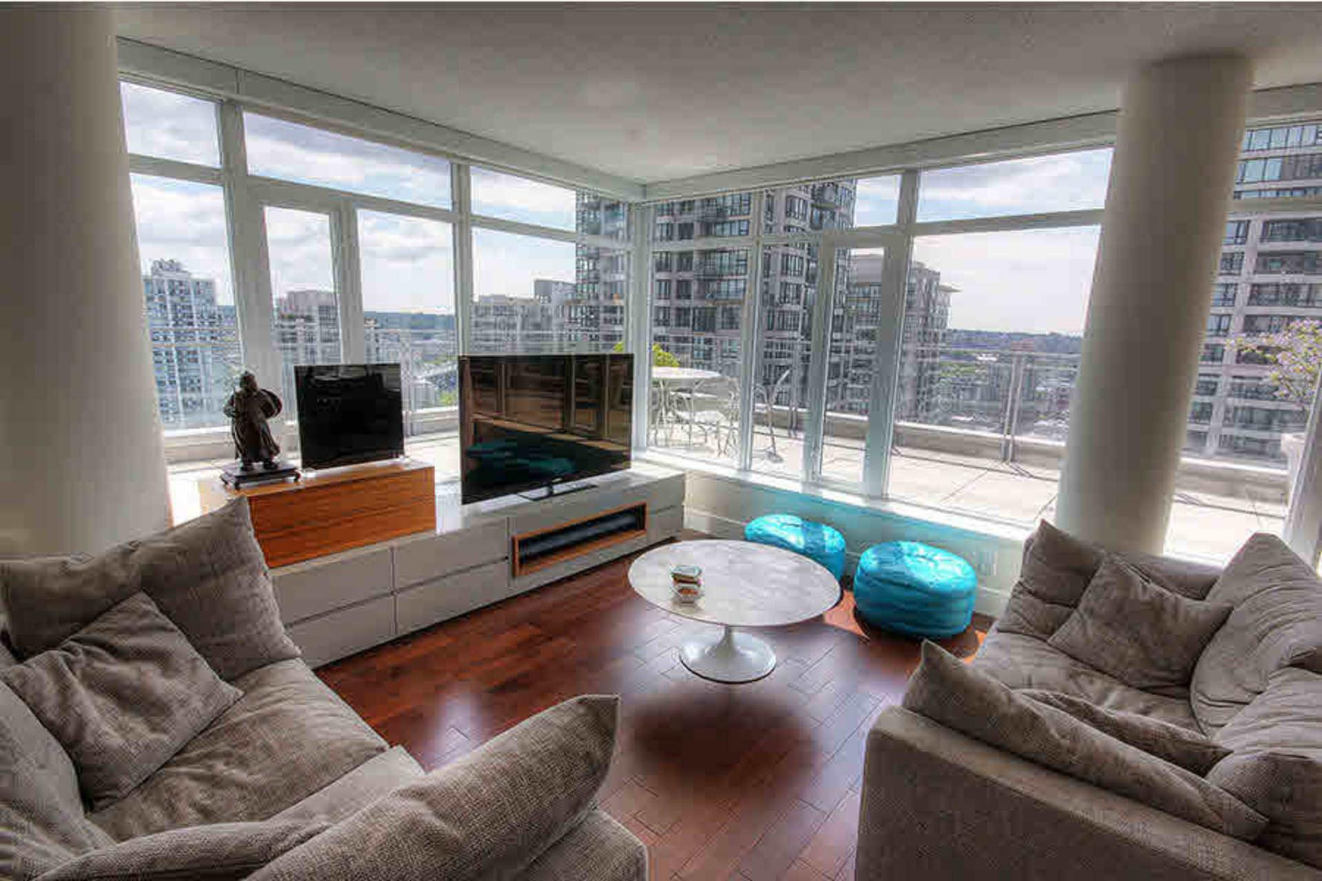 2505 - 888 Homer Street, Downtown VW, Vancouver West
