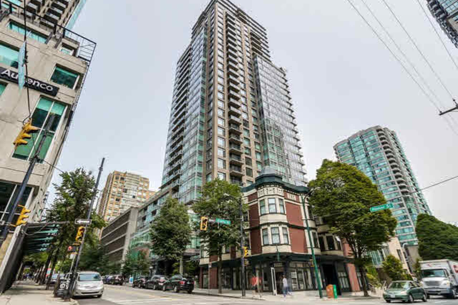 502 - 888 Homer Street, Downtown VW, Vancouver West